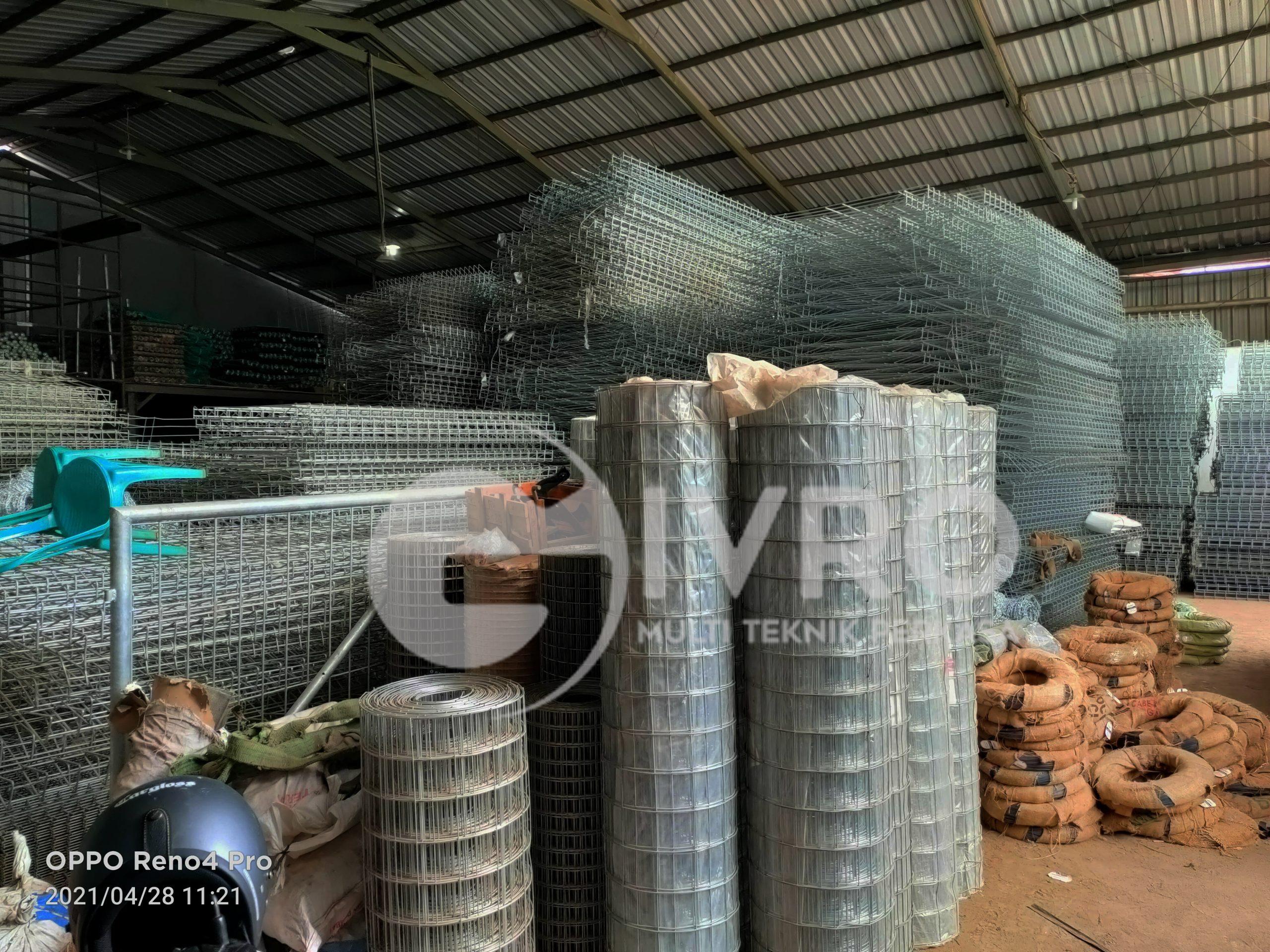 Pabrik Kawat Loket Jakarta Termurah